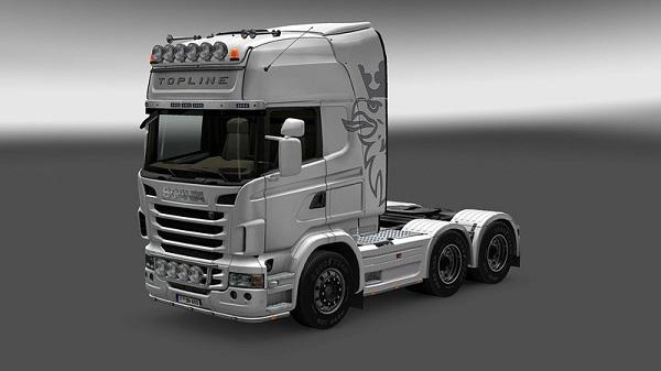 Scania R Series V 1.0