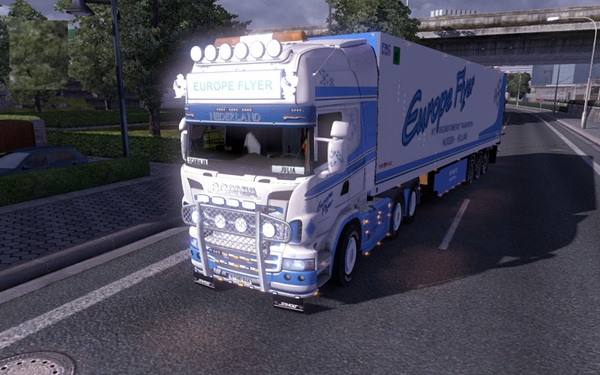 Scania R730 And Cool Liner Schmitz Ets2planet Com