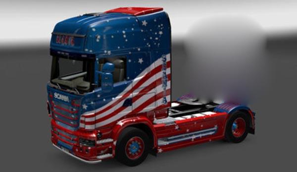 Scania USA Skin