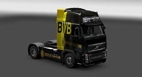 Skin Dorthmund FC for Volvo