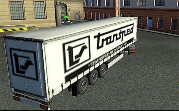 Transped Belgrade trailer