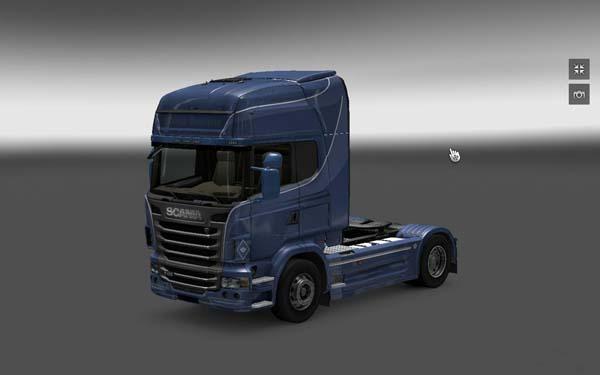 Bierings skin for Scania Topline
