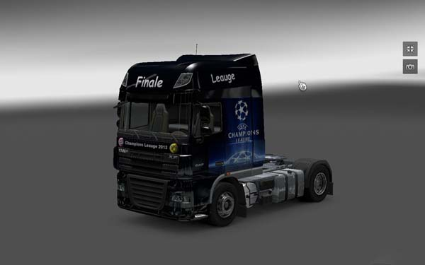 DAF Champions League 2013 Skin