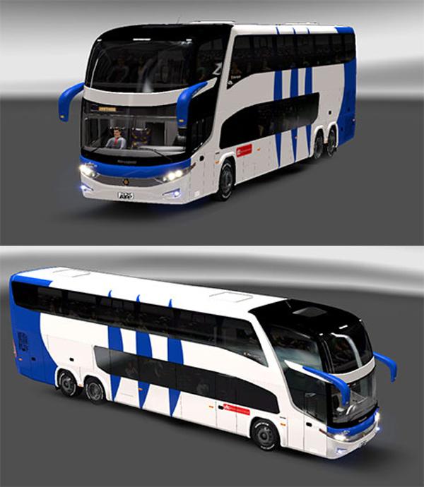 G7 1800DD coach UTC skin