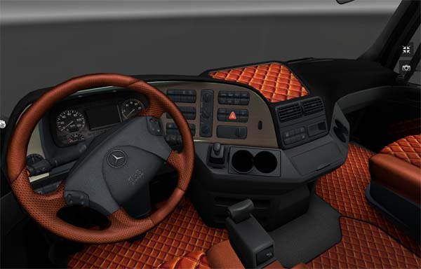 Interiors pack MB Actros