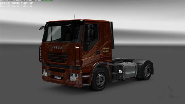 Iveco WoodyTransporte Co skin