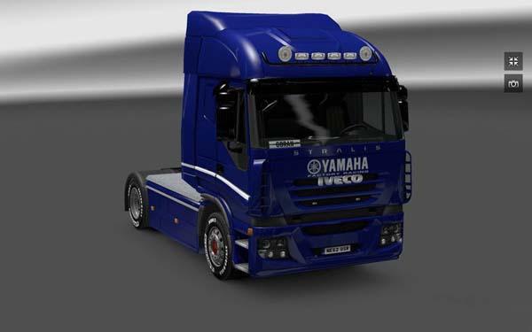 Iveco Yamaha FR + Trailer