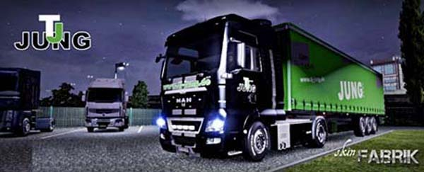Jung Transporte Skin Pack