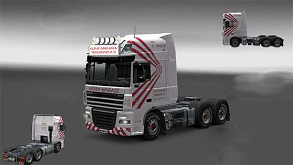 Klaus Sorensen skin for DAF