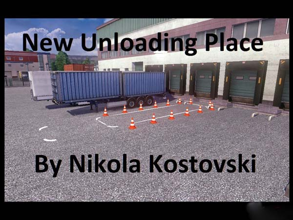 New Unloading Place