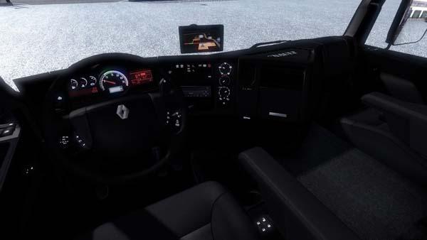 Renault Magnum Premium Interior + GPS