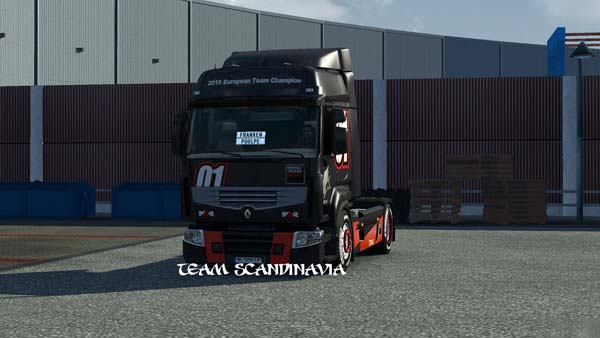 Renault Premium mod image