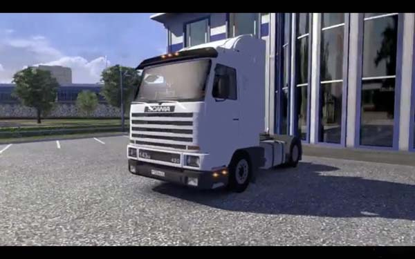Scania 143M 420