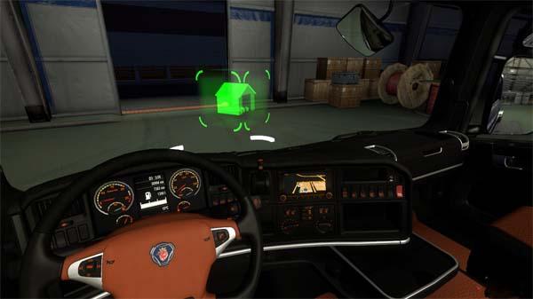 Scania Exclusive Interior image