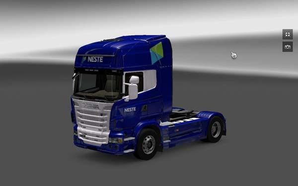 Scania Neste Skin