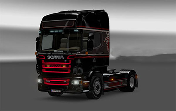 Scania OLD R Type I skin