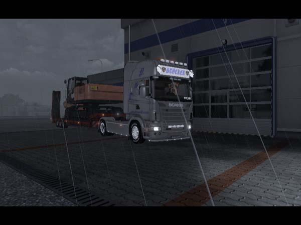 Scania PST Transport