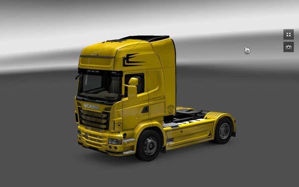 TechnoCassa Scania skin image