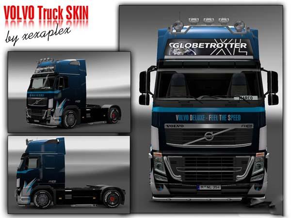 Volvo BlueBlack