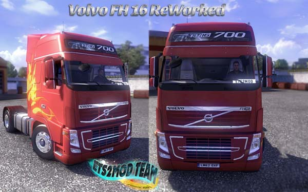 Volvo FH16 ReWorked