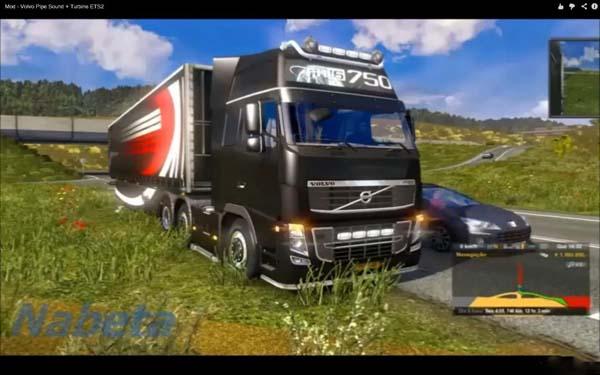 Volvo Pipe Sound + Turbine Sound image