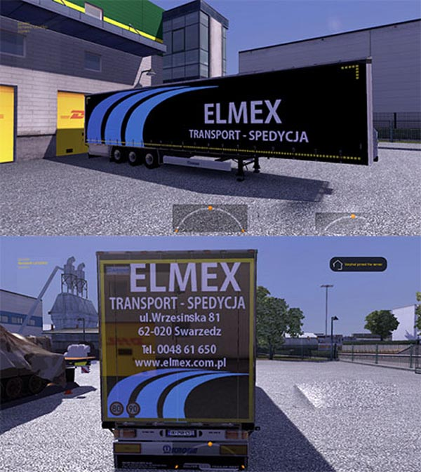 ELMEX trailer
