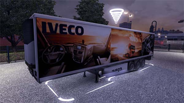 Iveco trailer