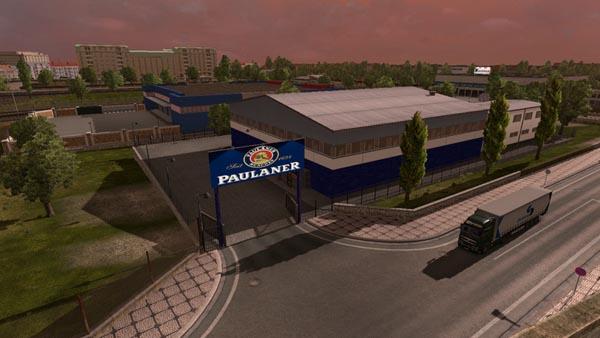 Paulaner Munich companies Mod