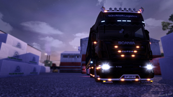 Scania R2008 MultiMod