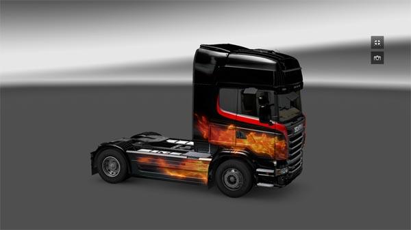 Truck Skin pack