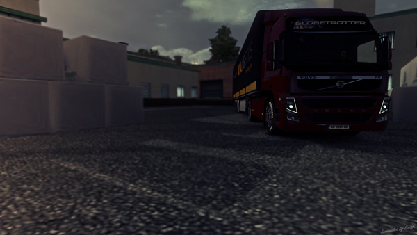Volvo FM13 With Real Tire Mod Quality Made Version v4.0