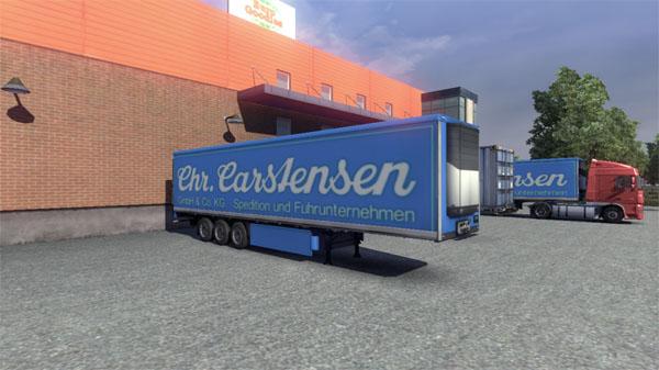Carstensen Mod Trailer
