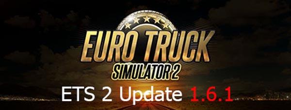 ETS 2 Update 1.6.1