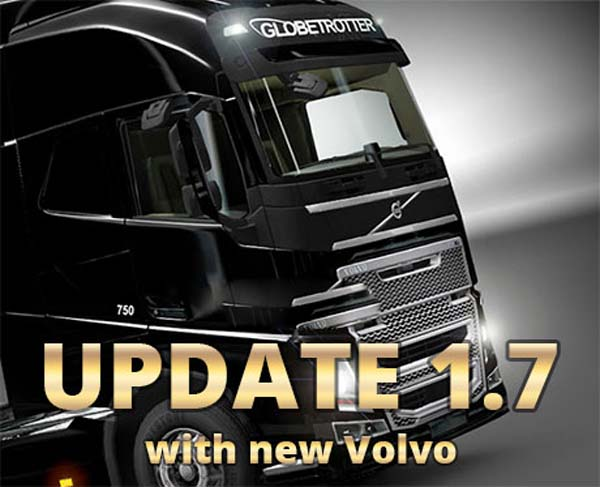 ETS 2 Update 1.6.1 to 1.7.0 image