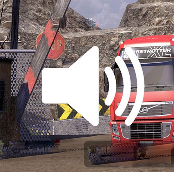 Engine fan sound mod for all trucks