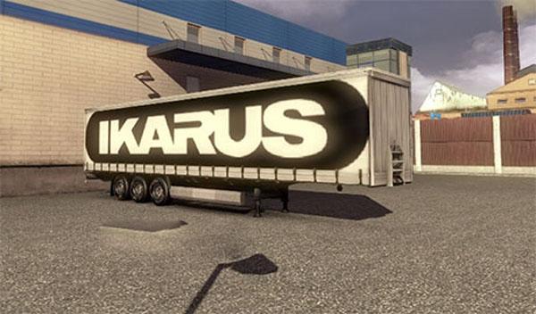 Ikarus trailer
