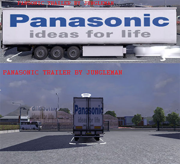 Panasonic trailer