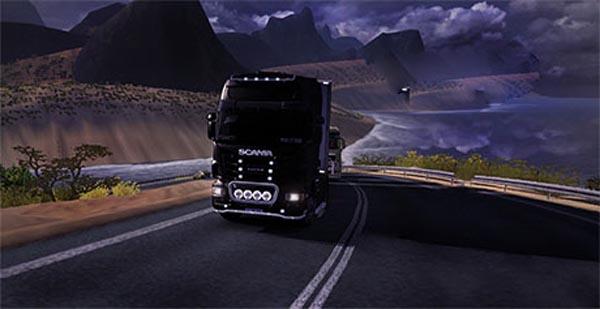 Scania Better Engine Sound v 1.1