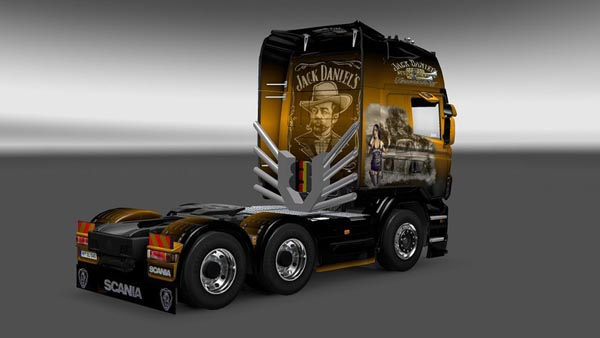 Scania Jack Daniels v 1.1 – 1.5.2