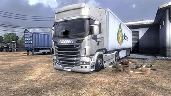 Scania Lowrider