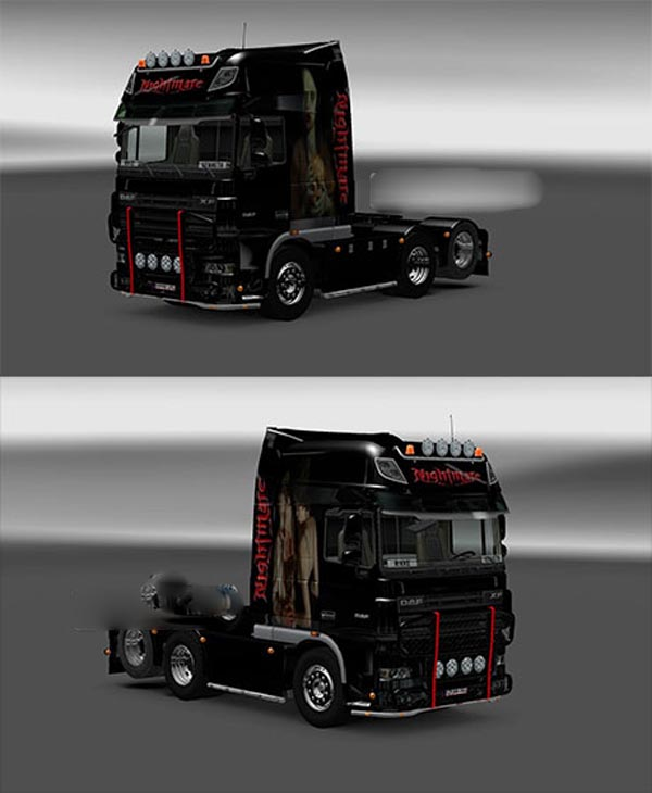 Skin for DAF XF