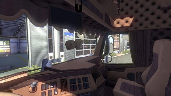 Special Volvo Interior