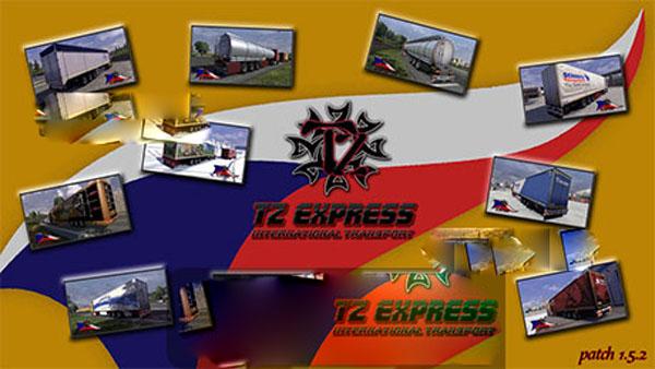 TZ Trailer Pack