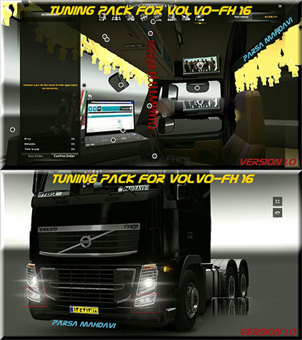 Tuning Pack for Volvo FH