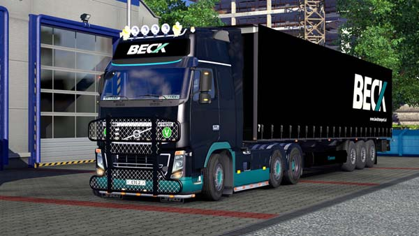 Volvo Beck transport