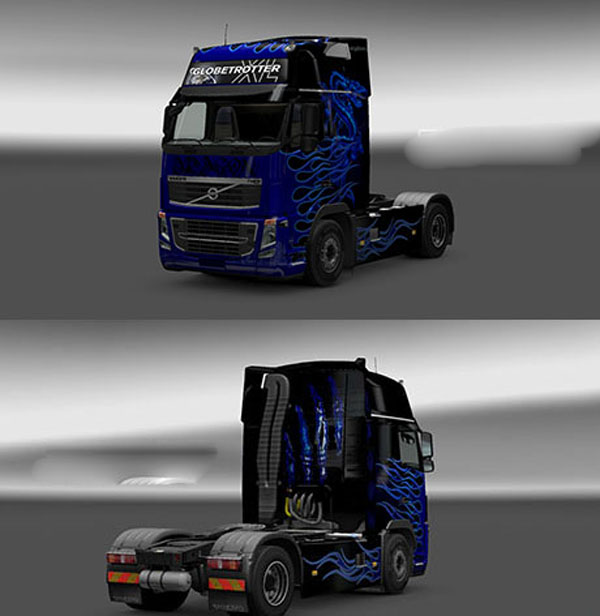 Volvo Dragon Skin