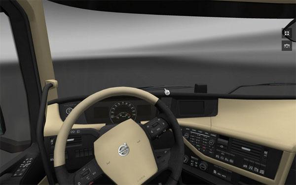 Volvo FH16 2012 – HD Interior