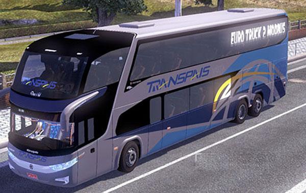 Volvo Marcopolo G7 1800DD Bus v 2.0