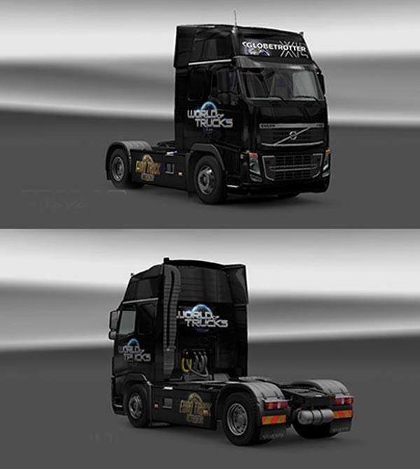 Volvo World of Trucks Skin