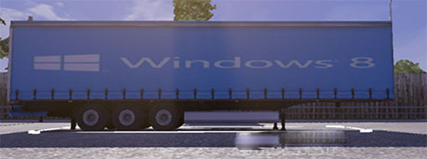 Windows 8 trailer